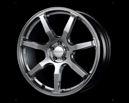Homura Hyuga HP07 Wheel 18x8 5x112 45mm Shining Silver