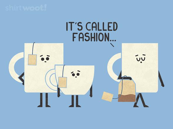 Fashion Bag T Shirt