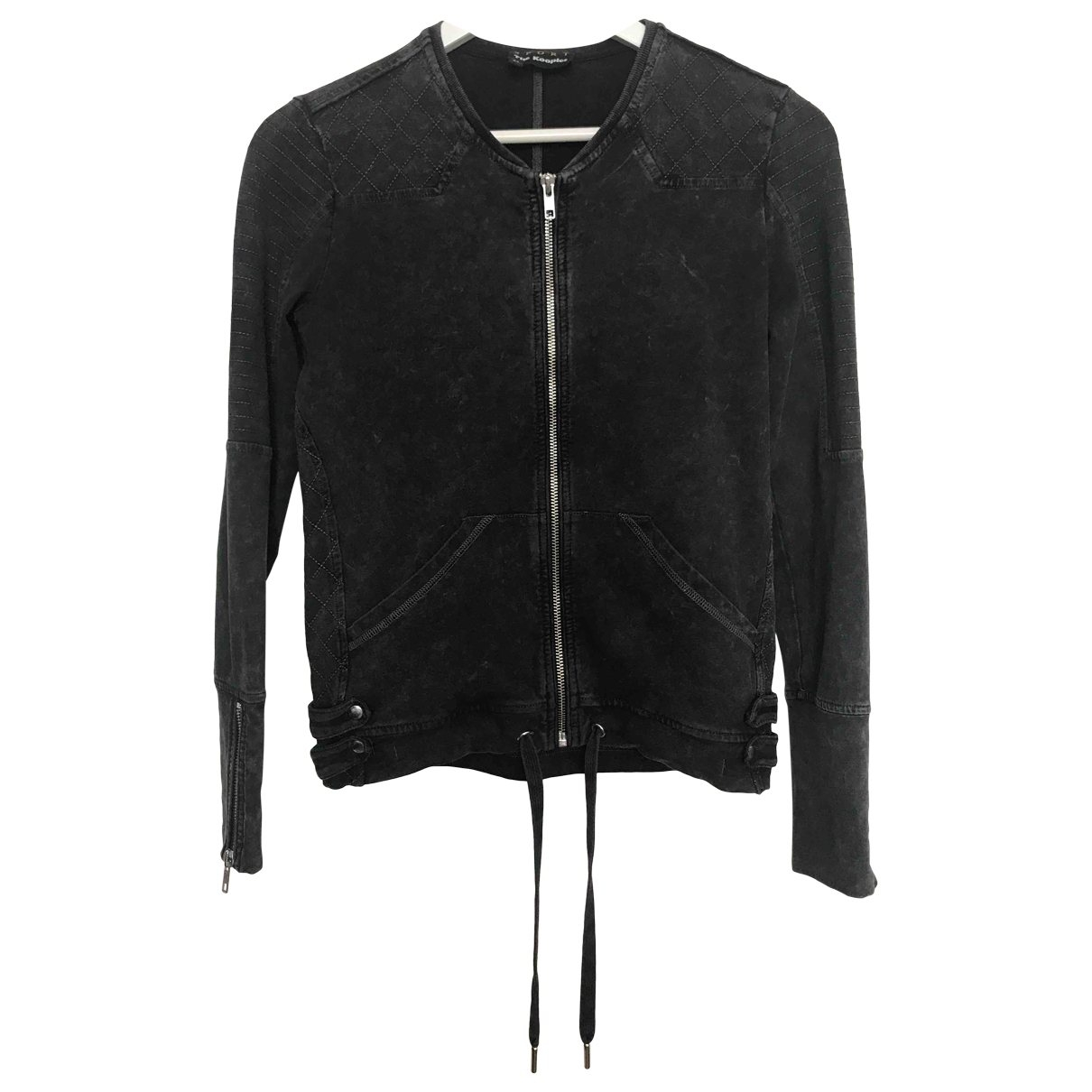 The Kooples \N Grey Cotton Knitwear for Women XS