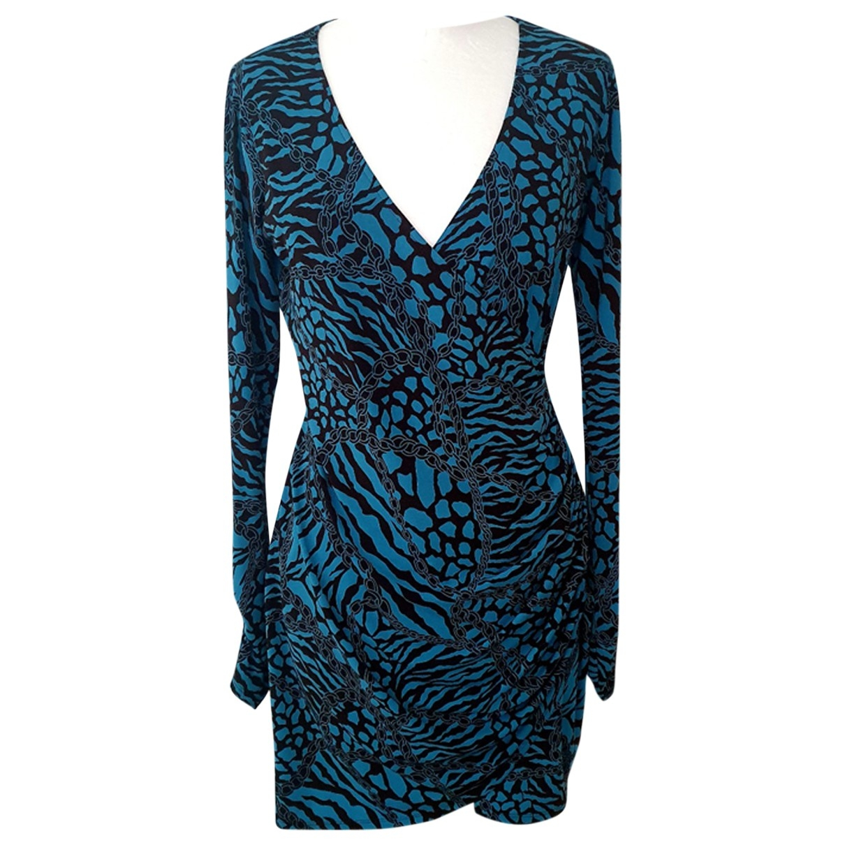 Hale Bob \N Kleid in  Bunt Polyester