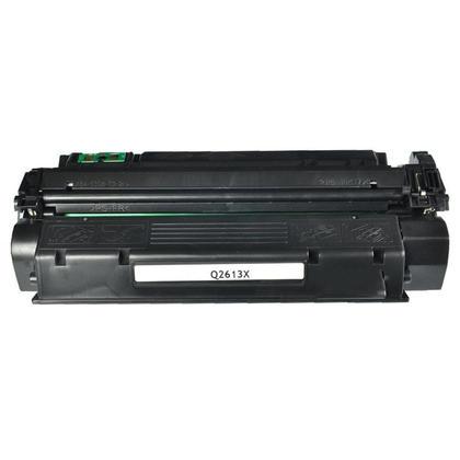 Compatible HP 13X Q2613X Black Toner Cartridge High Yield - Economical Box