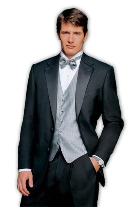 Ralph Lauren Super 120's Wool Tuxedo