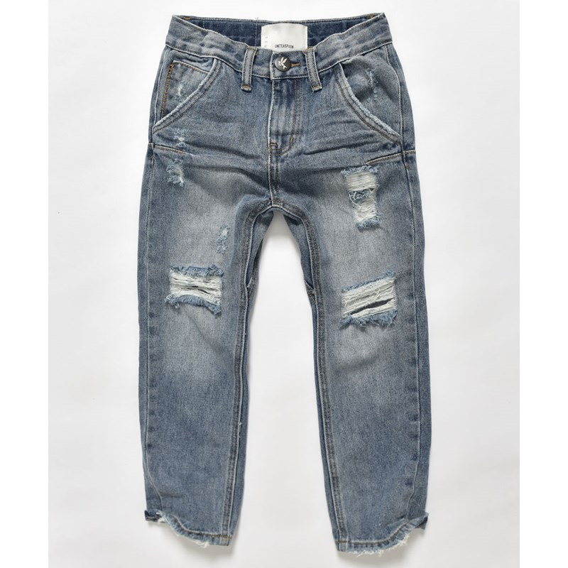 KIDS STORM BUOY MR RELAXED JEAN