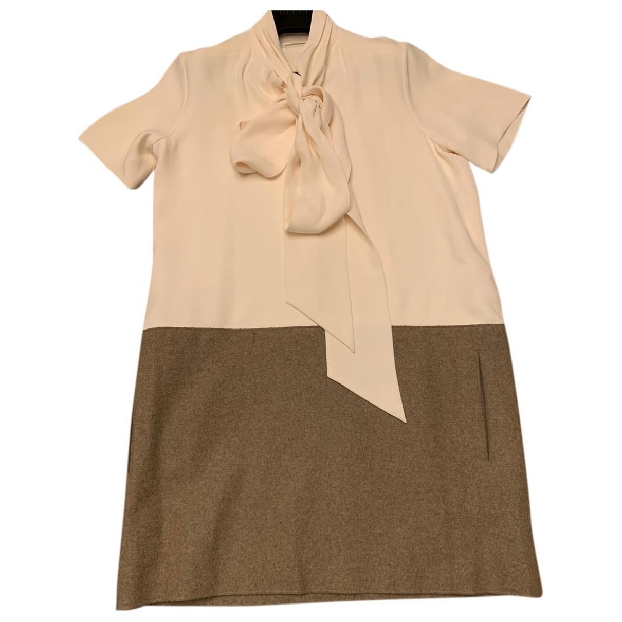 Mini vestido de Seda Celine