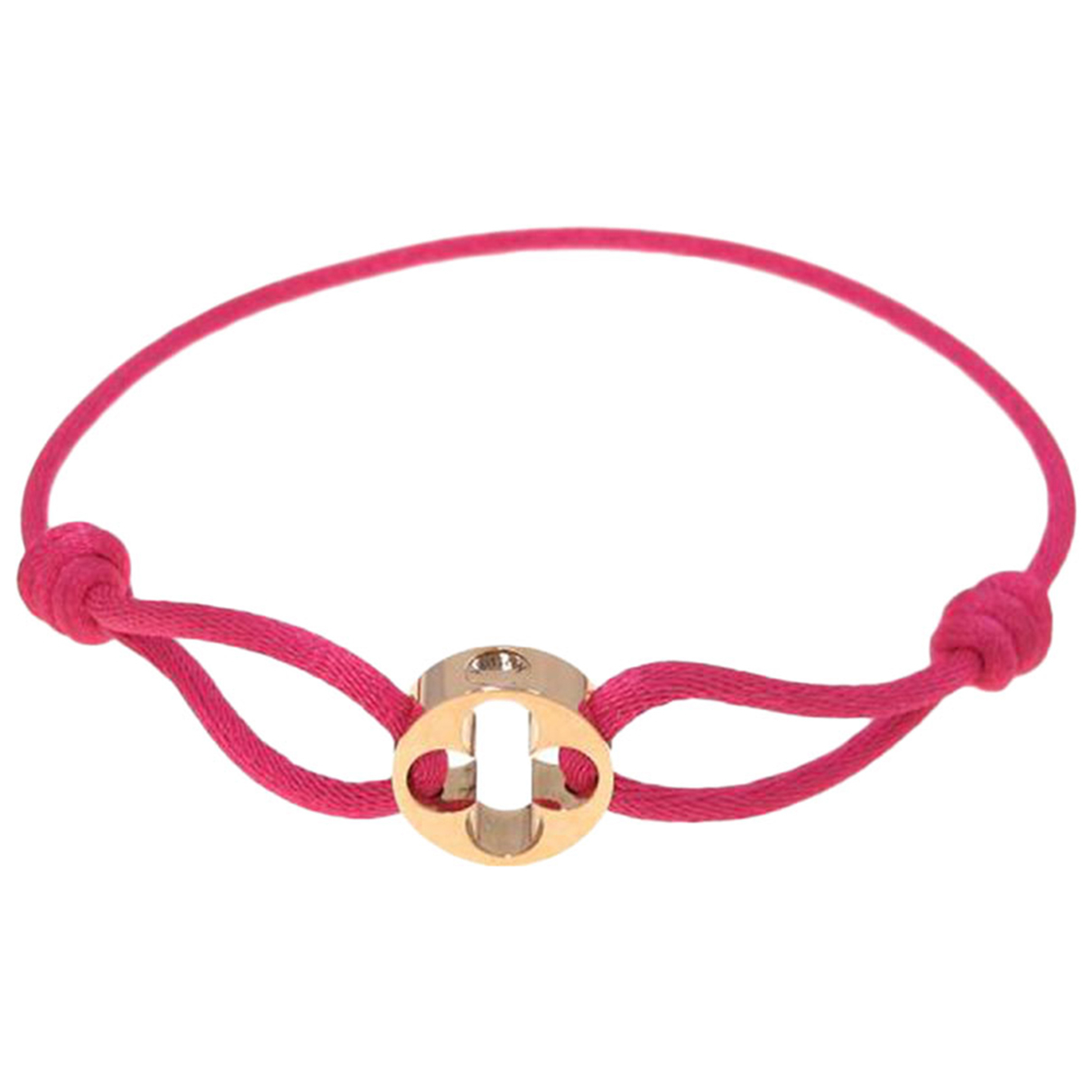 Louis Vuitton N Pink gold bracelet for Women N