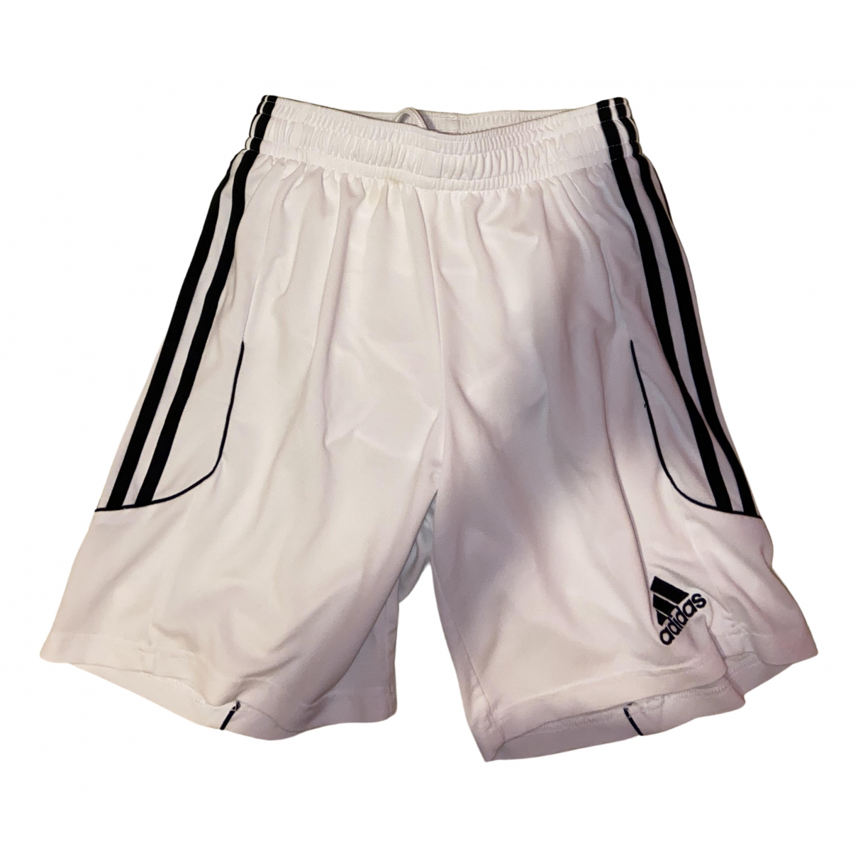Adidas \N White Cotton Shorts for Women 44 IT
