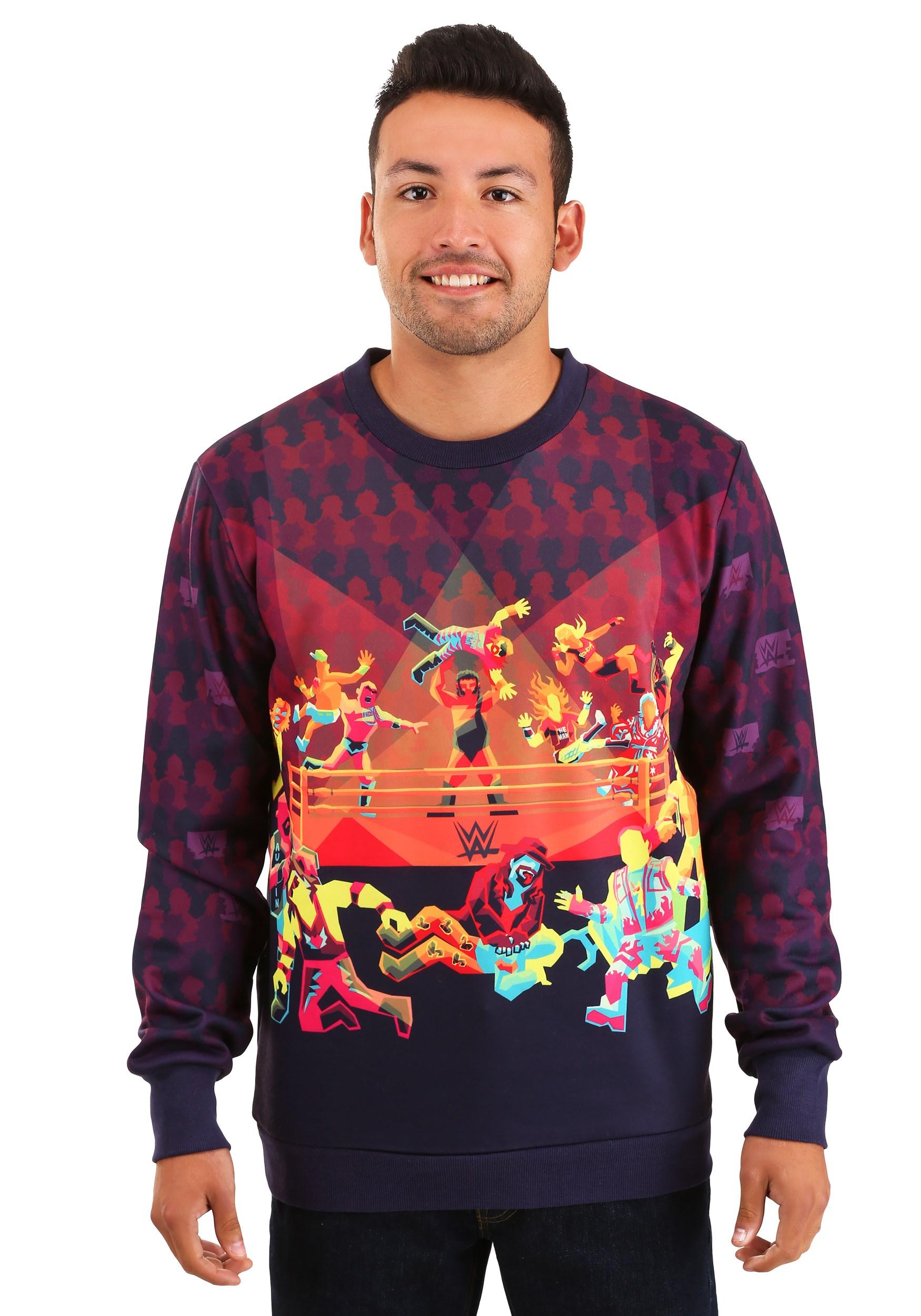 Radical Rumble WWE Ugly Sweater