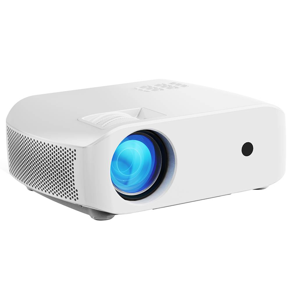 VIVIBRIGHT F10UP 720P Android 9.1 LCD Projector 2800 Lumens White