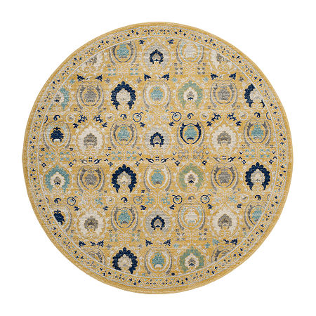 Safavieh Maybelle Medallion Round Rugs, One Size , Multiple Colors