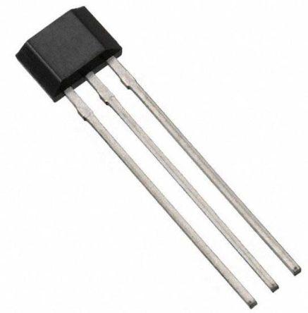 DiodesZetex AH3391Q-P-B , Unipolar Hall Effect Sensor, 3-Pin SIP (1000)