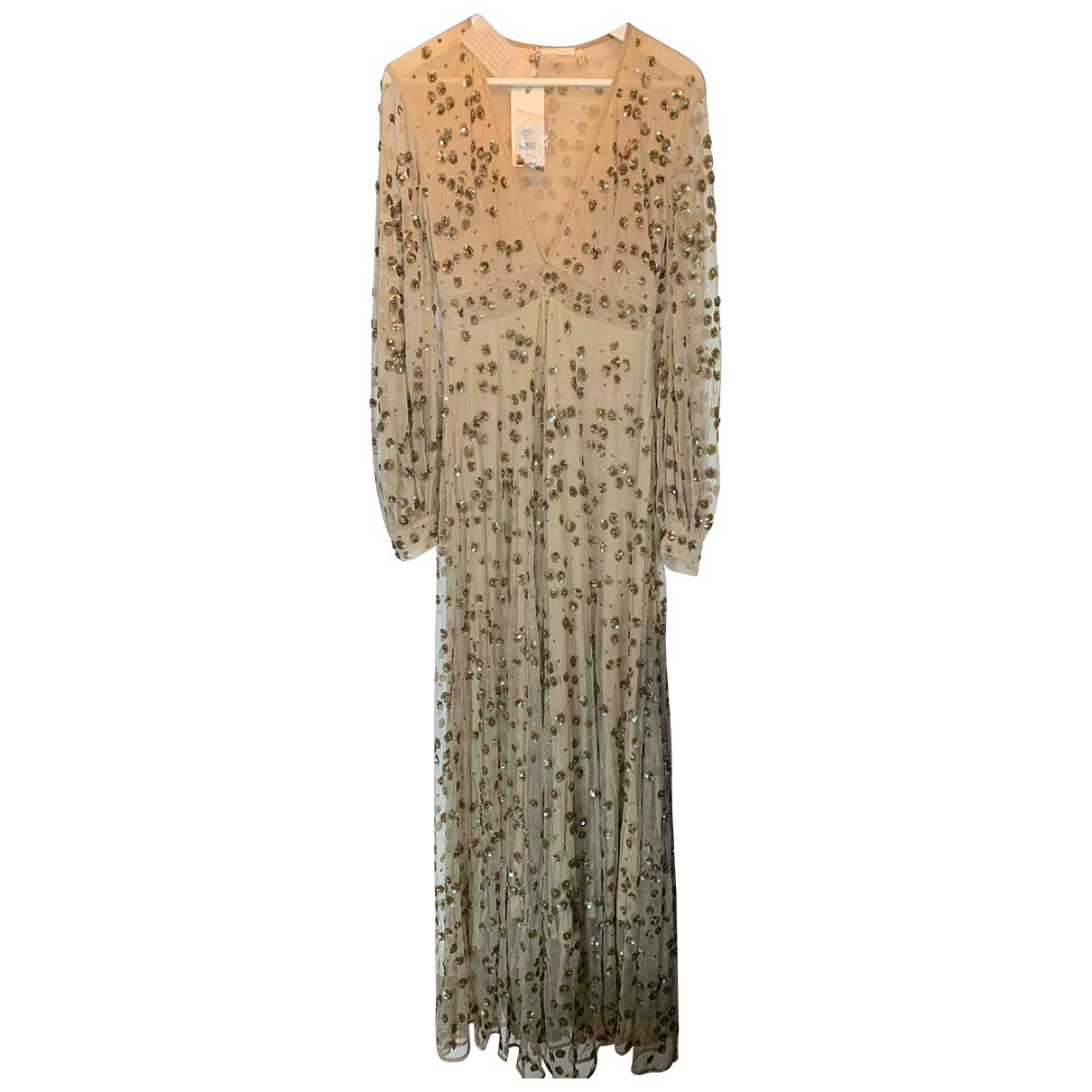 Maxi vestido de Con lentejuelas Love Shack Fancy
