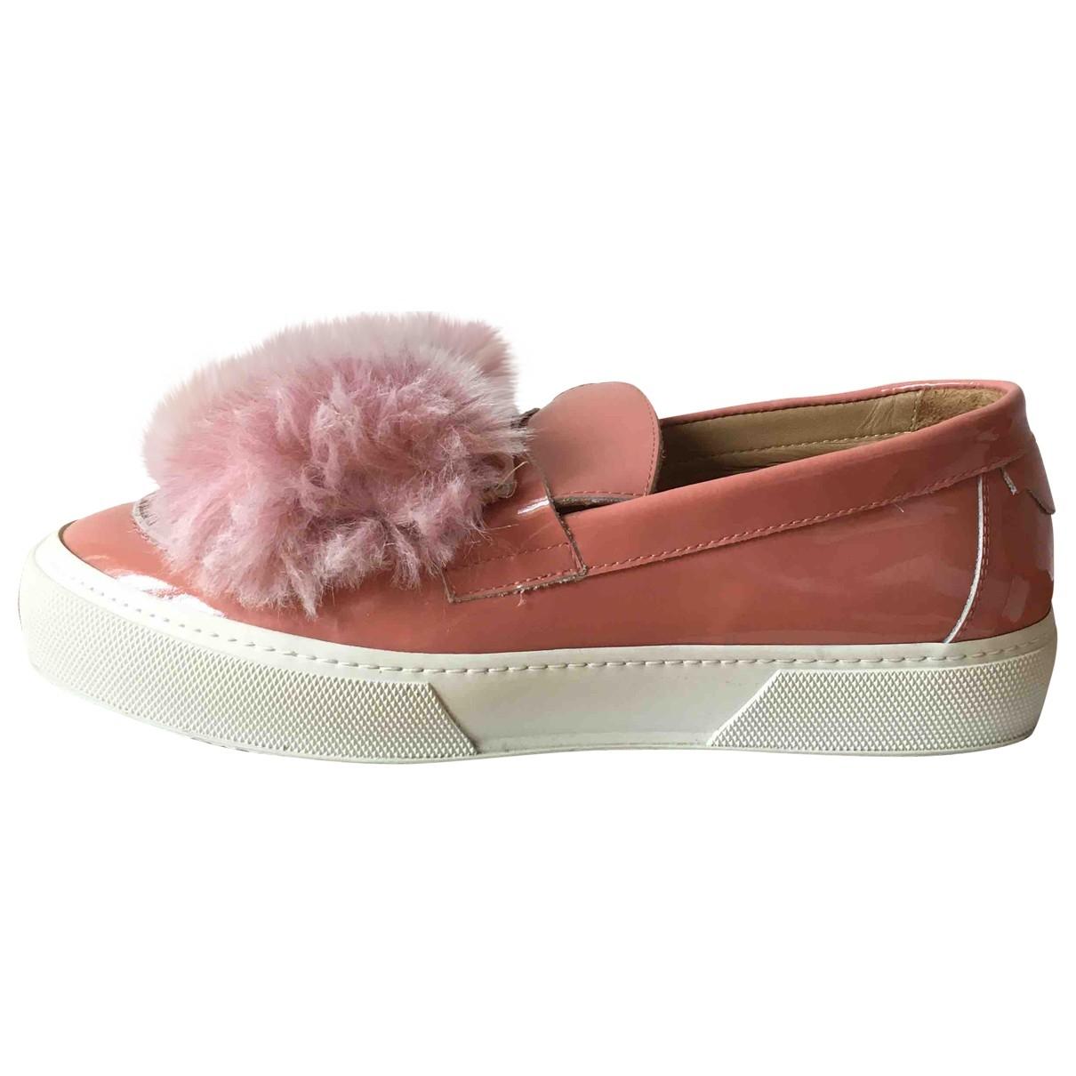 Deportivas de Charol Lf Shoes