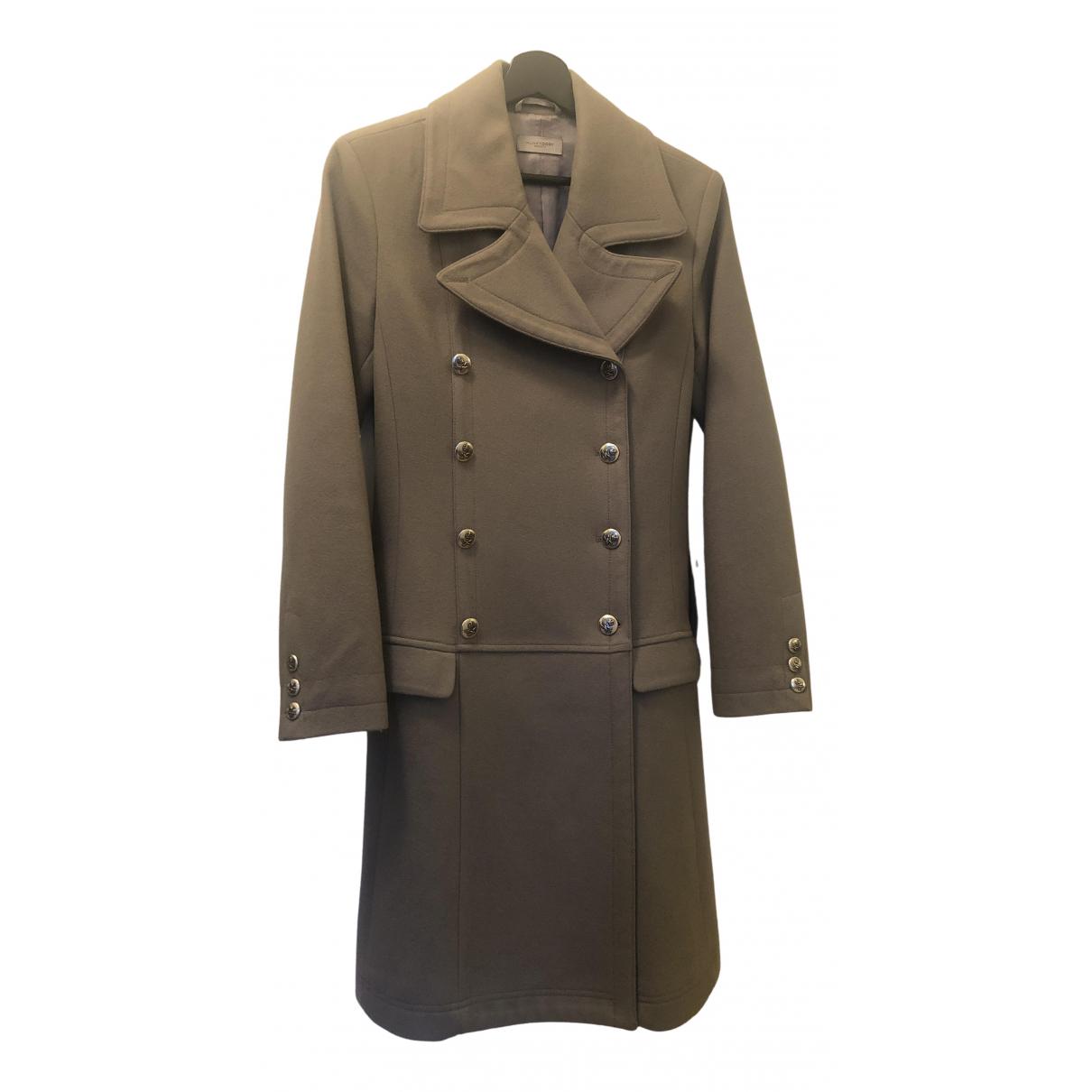 Hunky Dory - Manteau   pour femme en laine - gris