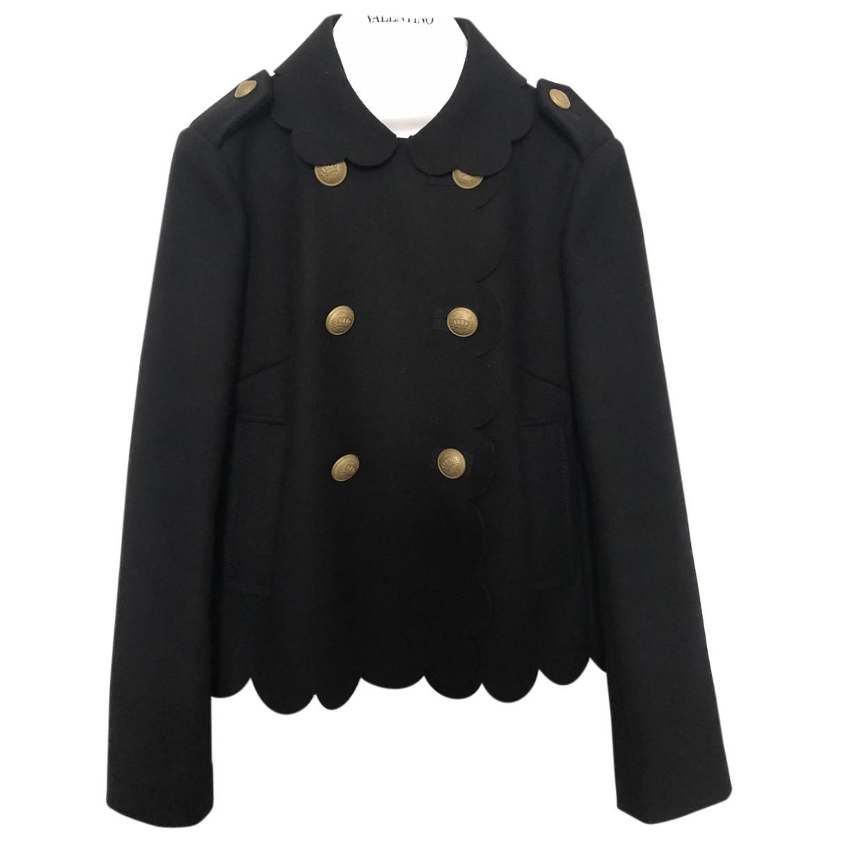 Red Valentino Garavani N Navy coat for Women 38 FR