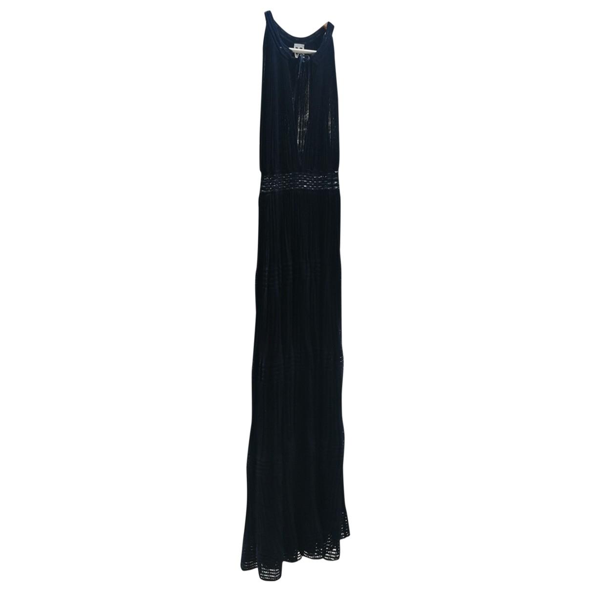M Missoni \N Kleid in  Schwarz Baumwolle - Elasthan