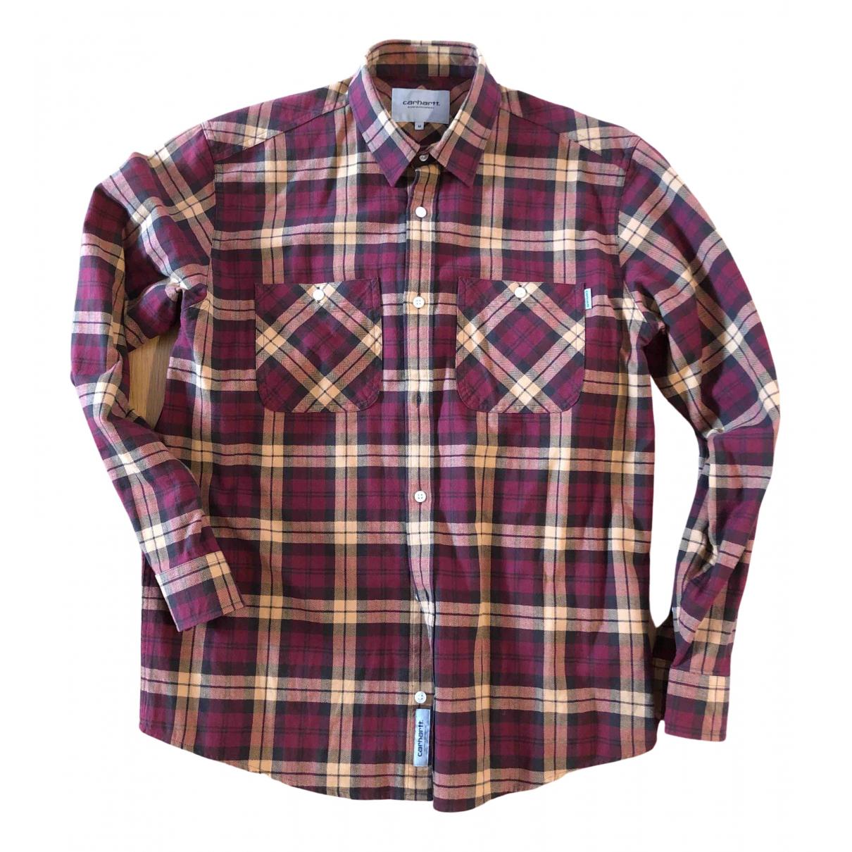 Carhartt \N Hemden in  Bunt Baumwolle