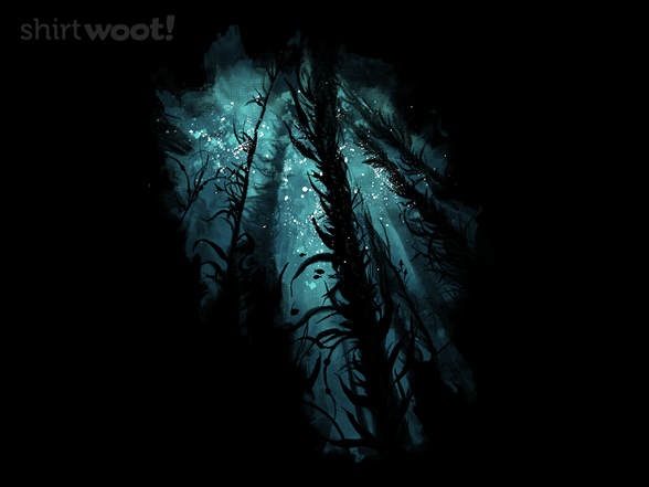 Underwater Forest T Shirt