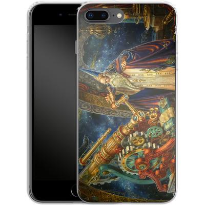 Apple iPhone 7 Plus Silikon Handyhuelle - Myles Pinkeney - The Astronomer von TATE and CO