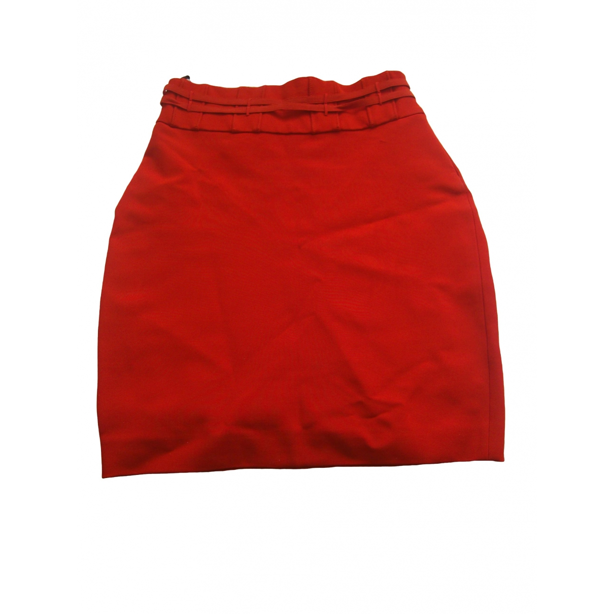 Roberto Cavalli \N Red skirt for Women 42 IT