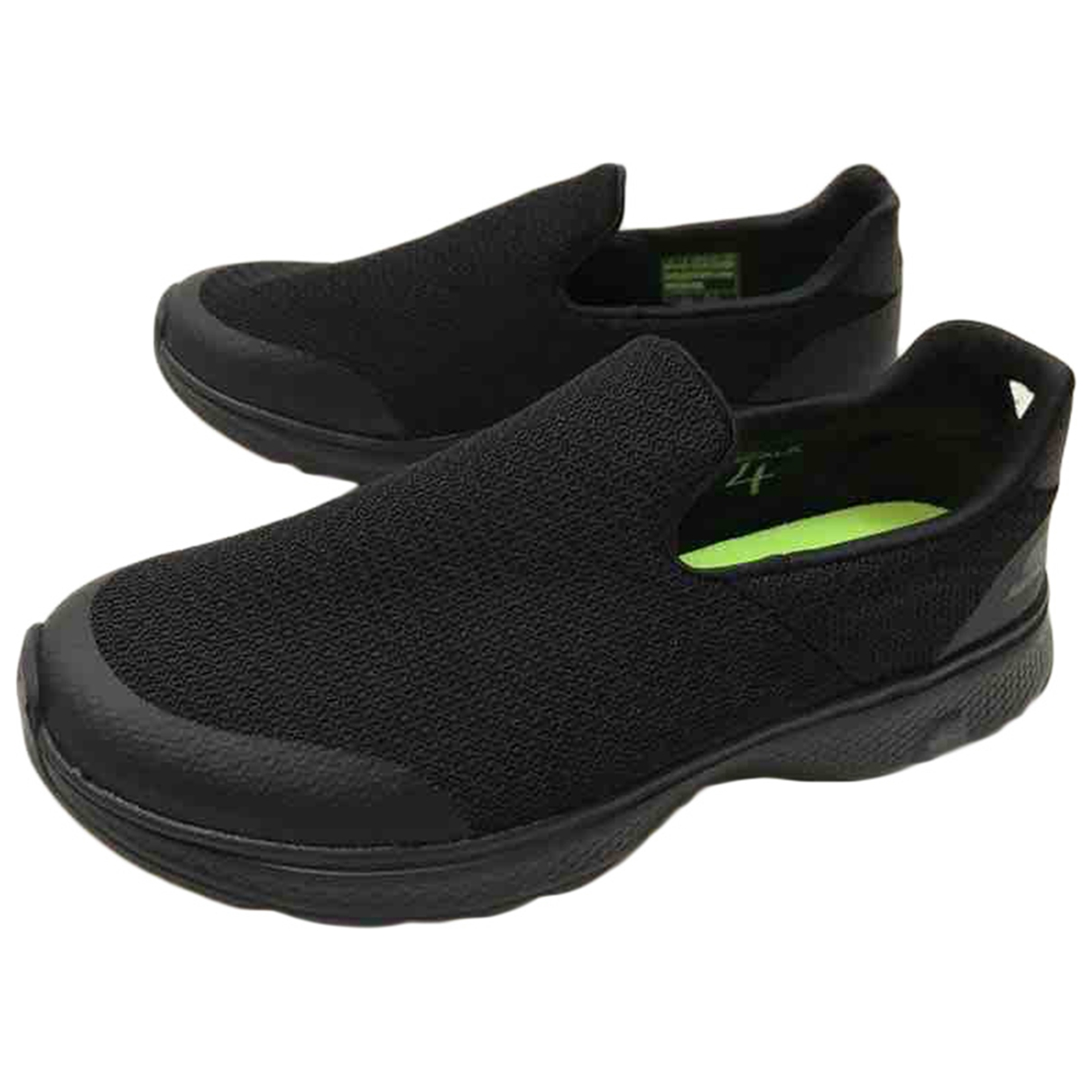 Skechers - Baskets   pour homme en autre - noir