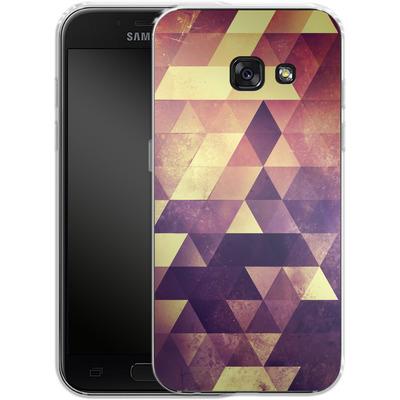 Samsung Galaxy A3 (2017) Silikon Handyhuelle - Myyk Lyyv von Spires