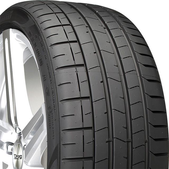 Pirelli 2691800 P Zero PZ4 Luxury Tire 265/35 R20 99YxL BSW MB
