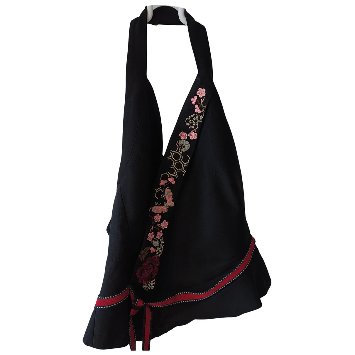 Karen Millen \N Black  top for Women 40 FR
