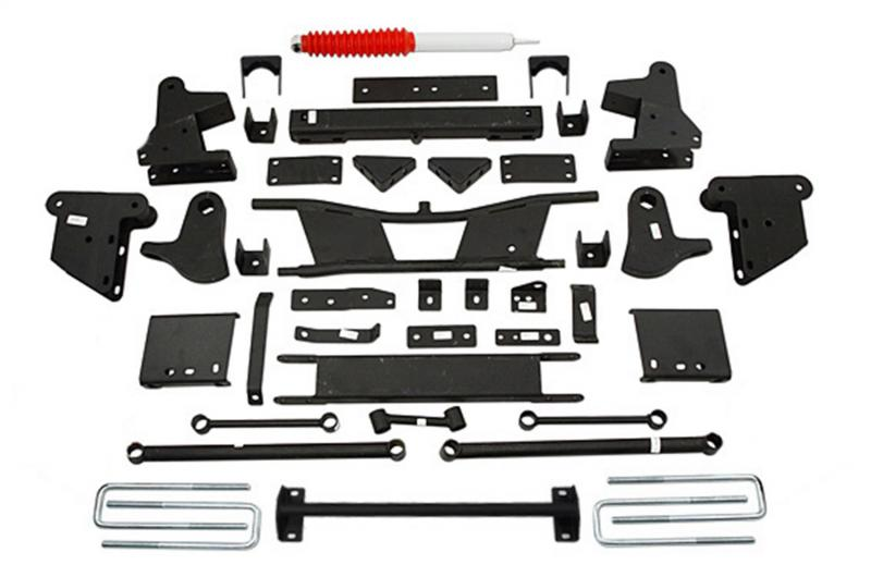Tuff Country 35934 Complete Kit (w/o Shocks)-5.5in.