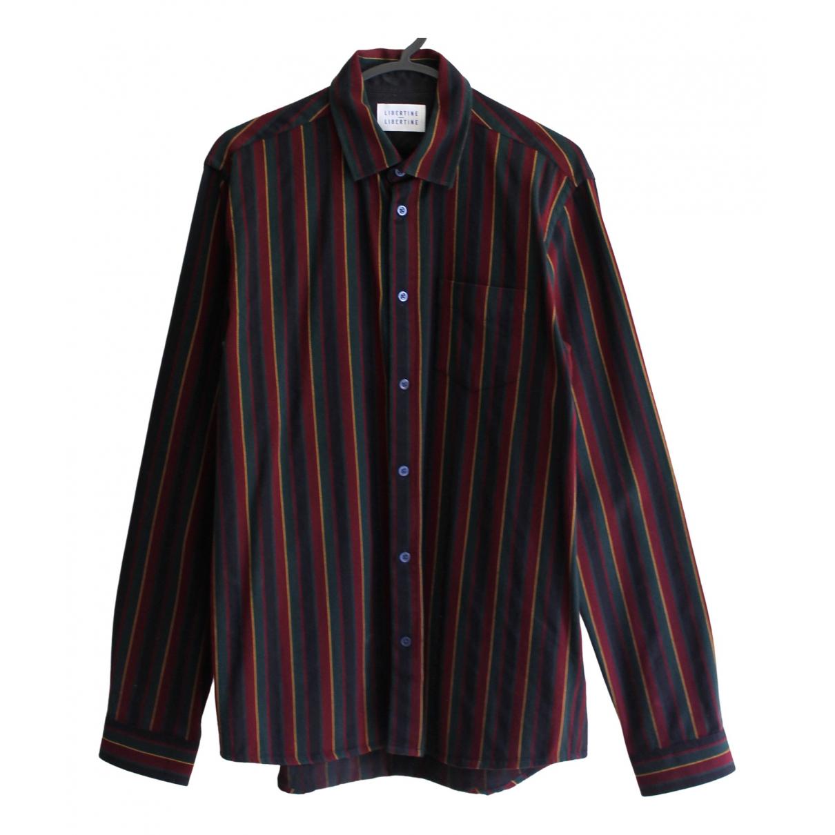 Libertine Libertine \N Hemden in Wolle