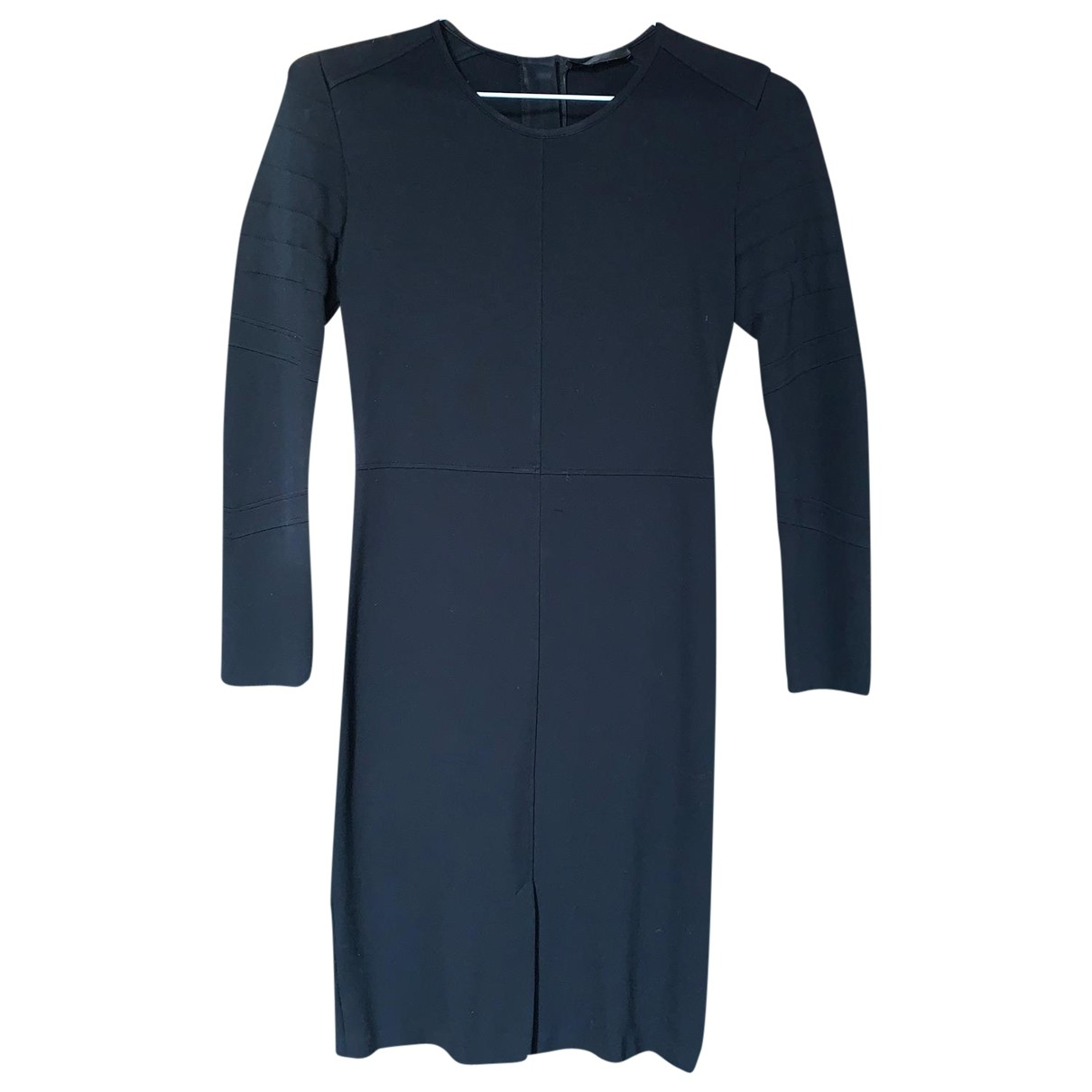 Belstaff \N Kleid in  Schwarz Viskose