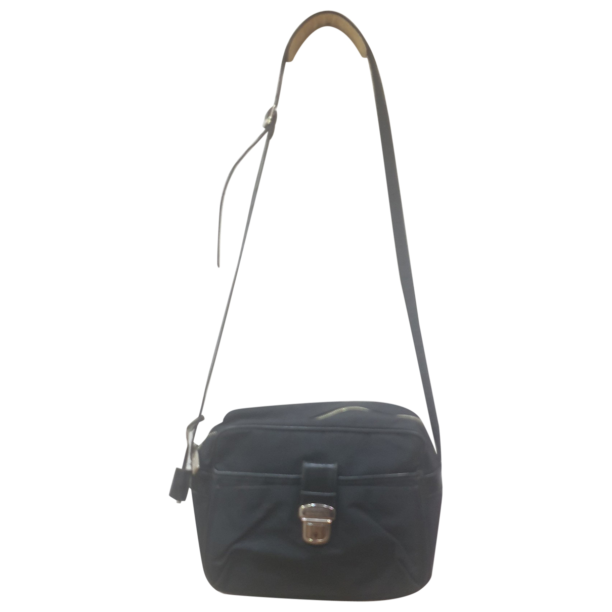 Fendissime \N Handtasche in  Schwarz Synthetik