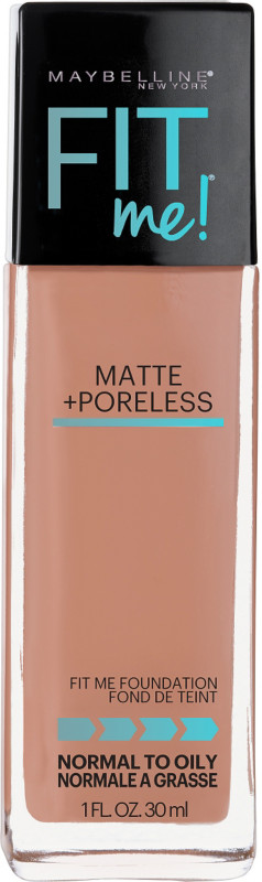 Fit Me Matte + Poreless Liquid Foundation - True Beige 222