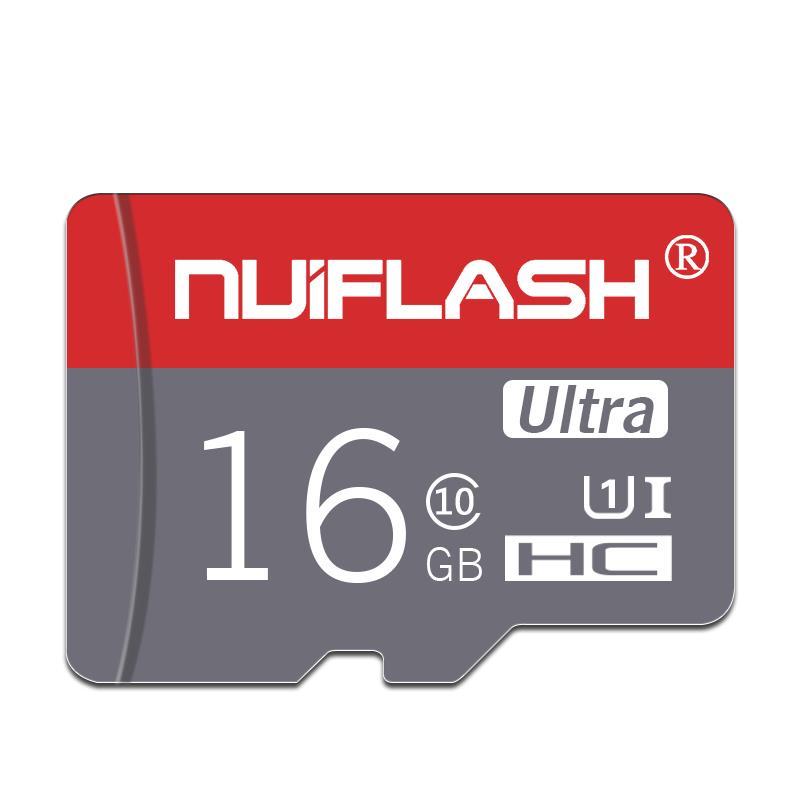 Nuiflash NF-TF 03 C10 Memory Card 16GB 32GB 64GB 128GB TF Card Data Storage Card for Phone Camera
