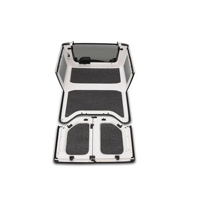 BedRug Hardtop Headliner Kit for Wrangler JLU - HLJL184DRK