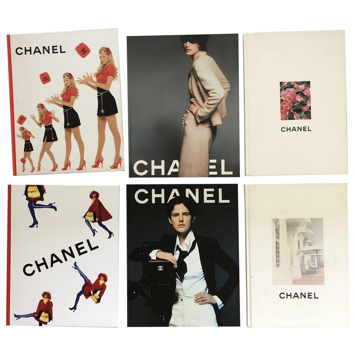 Chanel - Photographie   pour lifestyle en coton - multicolore