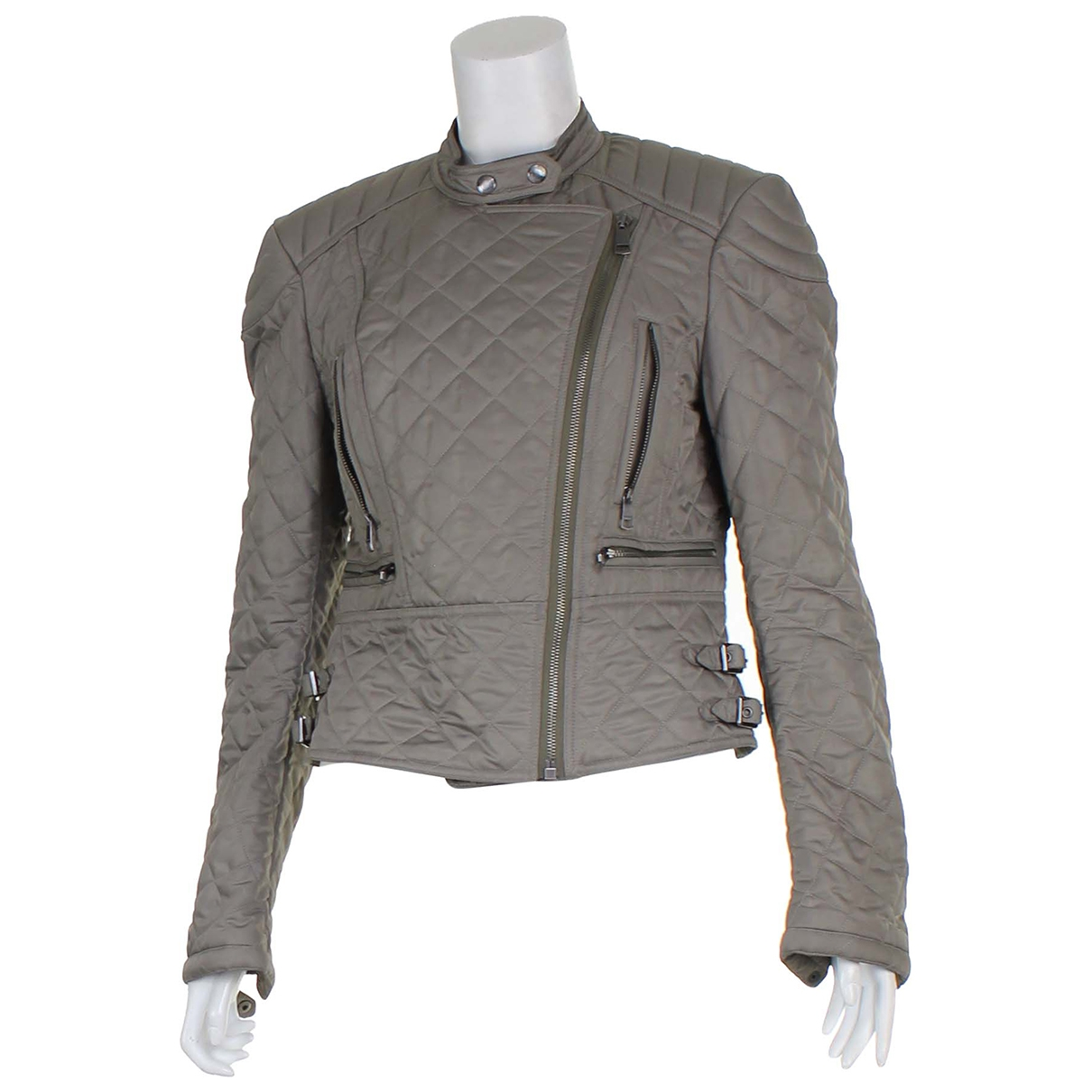 Burberry \N Grey jacket for Women S International