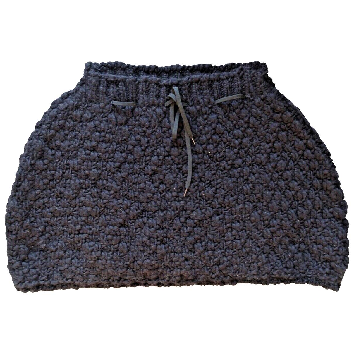 Mini falda de Lana Vivienne Westwood Anglomania