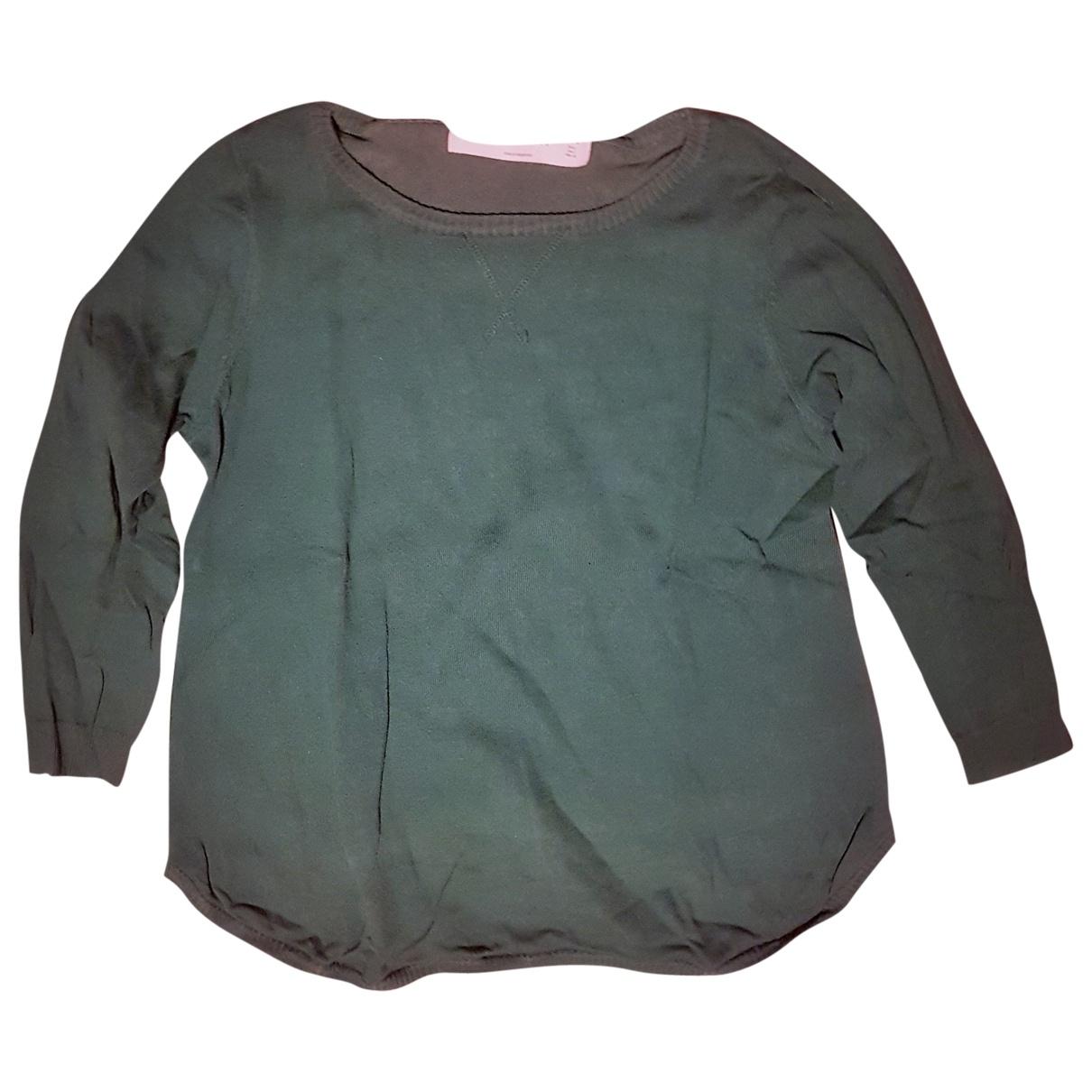 Zara \N Green Cotton jumpsuit for Women L International