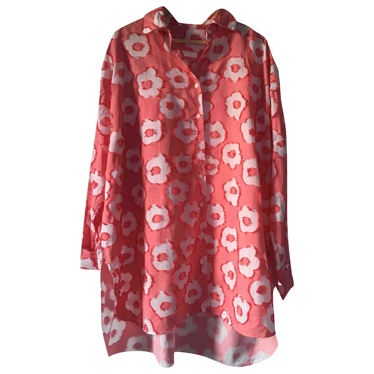 Casey Casey \N Red Cotton  top for Women S International