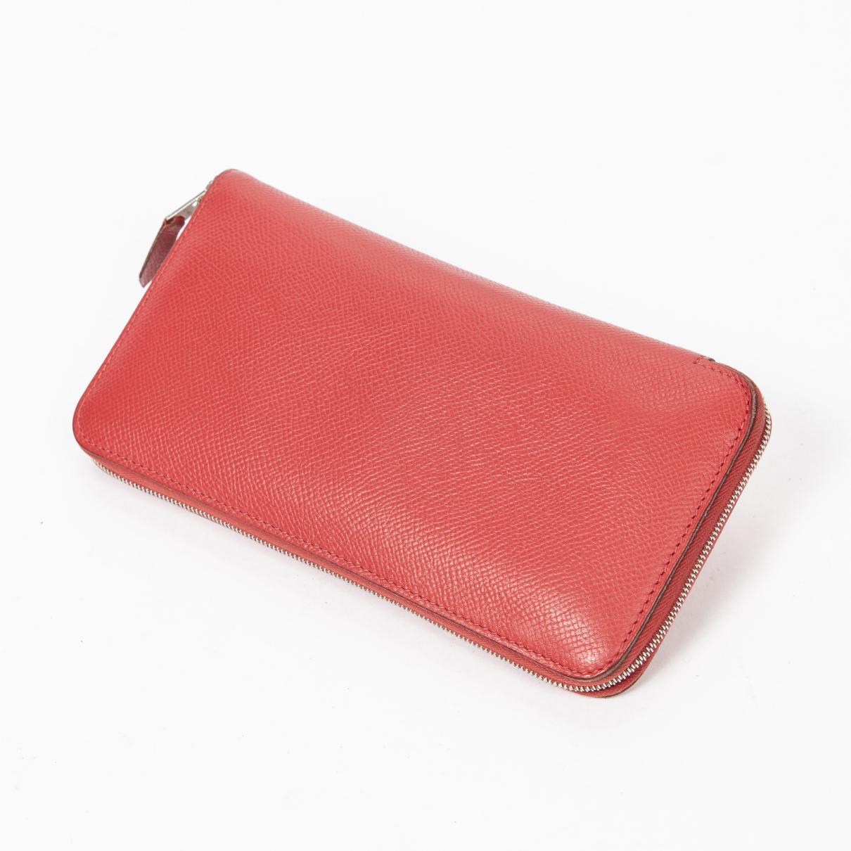 Hermès Azap Pink wallet for Women \N