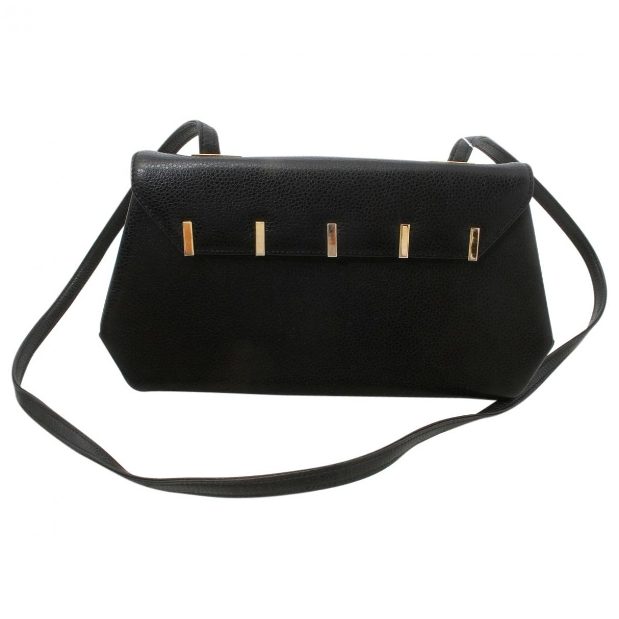 Givenchy - Pochette   pour femme en cuir - noir