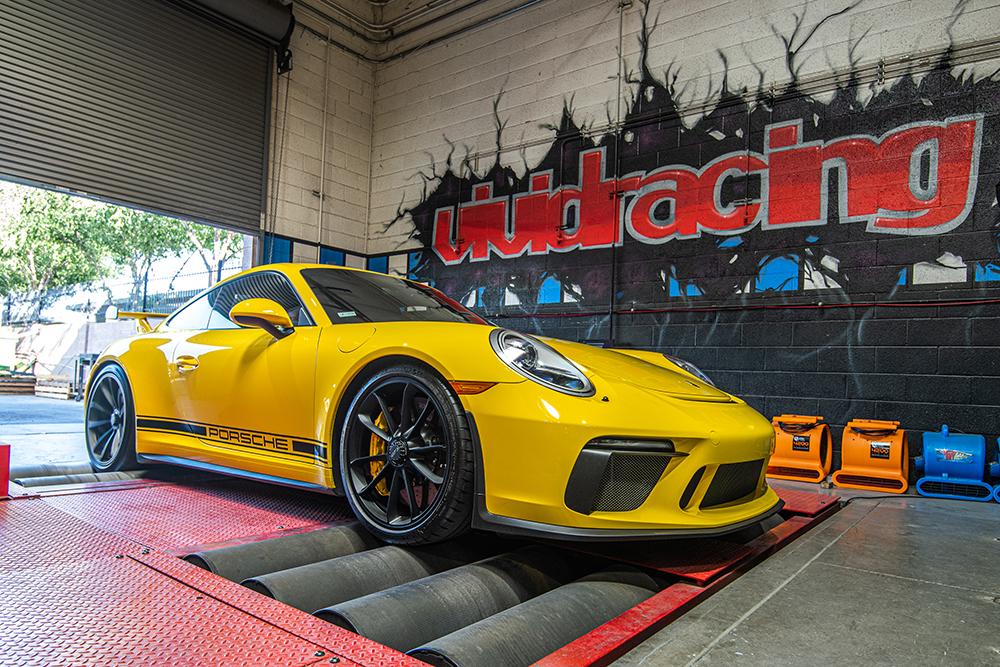 VR Tuned VRT-9912-GT3 ECU Flash Tune Porsche 991.2 GT3 4.0L 500hp 2018-2019