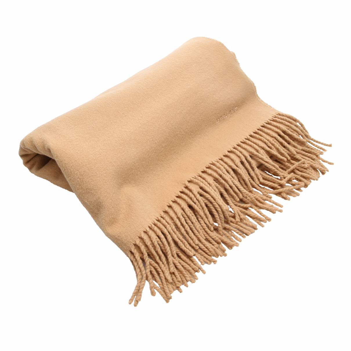 Hermès \N Brown scarf for Women \N