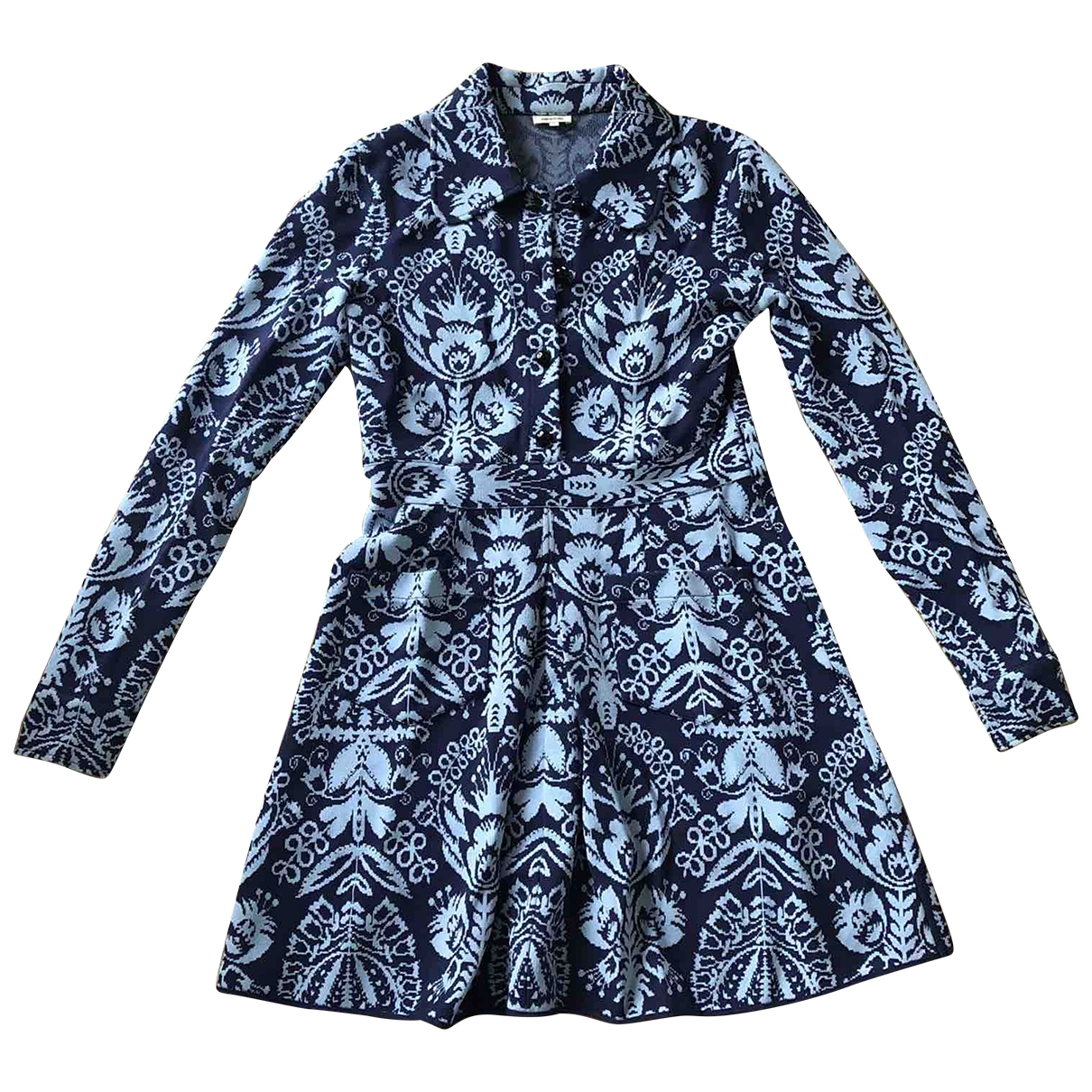 Manoush - Robe   pour femme - bleu