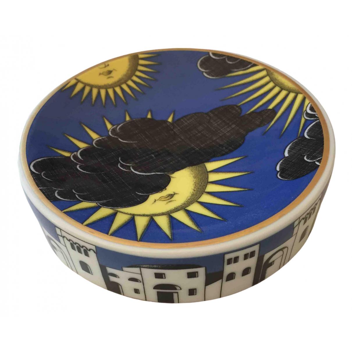 Fornasetti - Objets & Deco   pour lifestyle en porcelaine - bleu