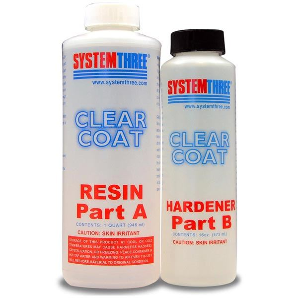 ClearCoat, 15 Gal. Kit
