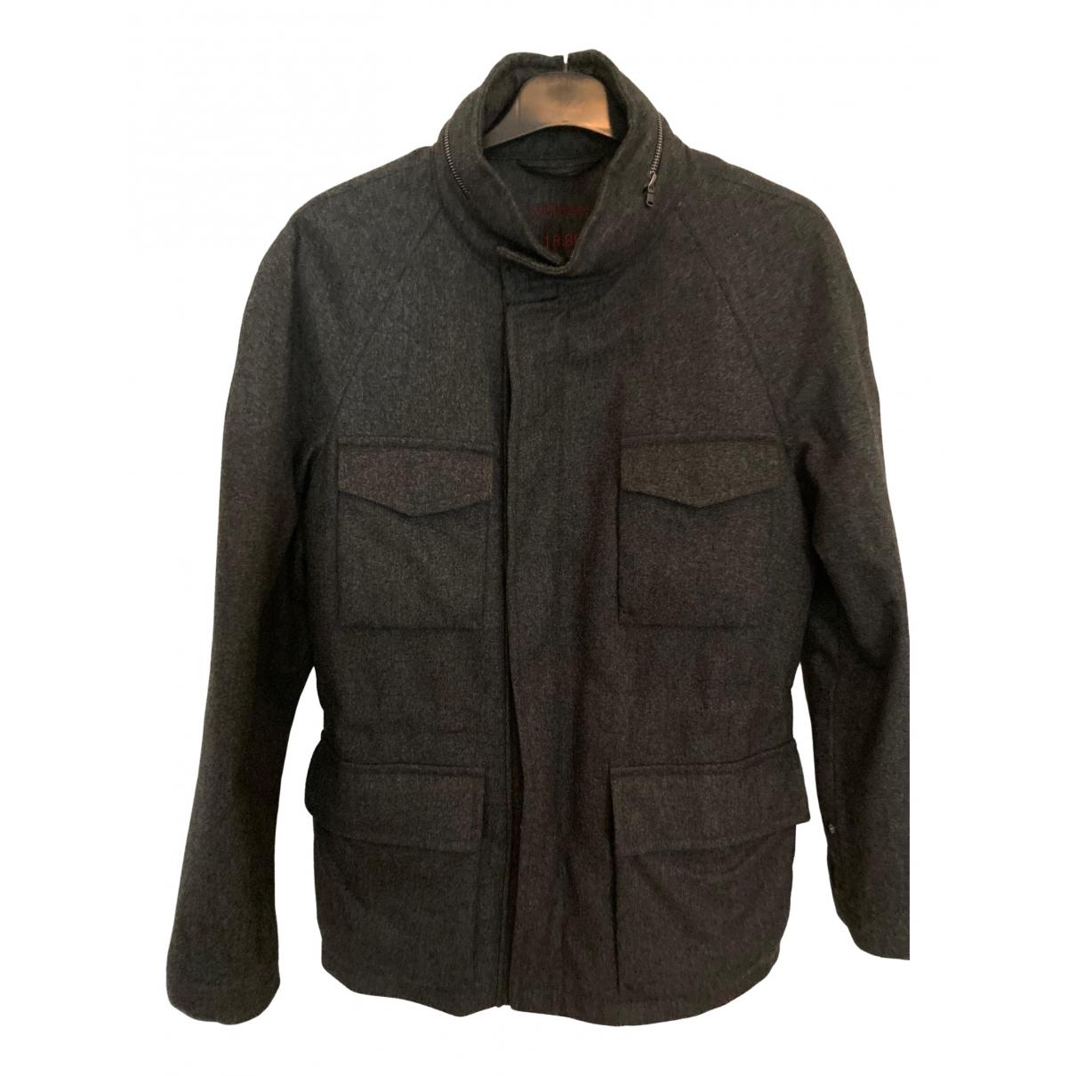 Windsor - Vestes.Blousons   pour homme en laine - gris