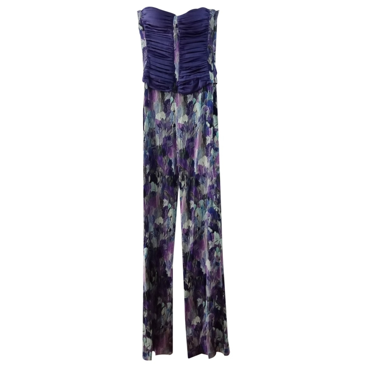 La Perla - Robe   pour femme en soie - violet