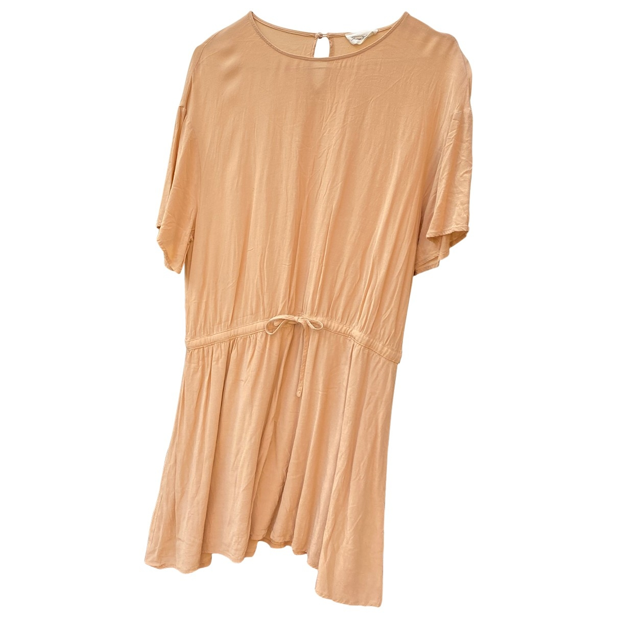 American Vintage \N Beige dress for Women 36 FR