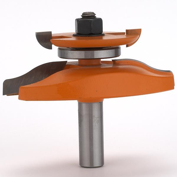 890.524.11 Raised Panel Router Bit with Back Cutter 3-1/2